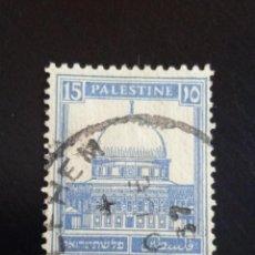 Sellos: PALESTINA 15, MANDATO BRITANICO AÑO 1942. USADO.. Lote 245105005
