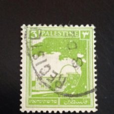 Sellos: PALESTINA 3, AÑO 1927 USADO.. Lote 245105305