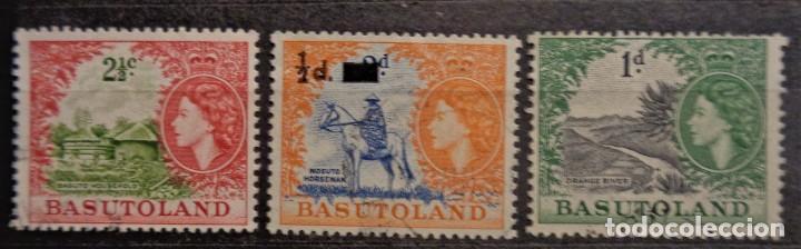 BASUTOLAND (Sellos - Extranjero - Asia - Otros paises)