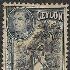 Sellos: CEYLAN, YVERT 257. Lote 254418370