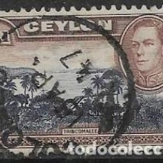 Sellos: CEYLAN, YVERT 261. Lote 254419455