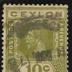 Sellos: CEYLAN, YVERT 182. Lote 254570505