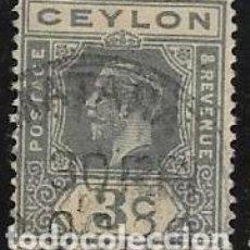 Sellos: CEYLAN, YVERT 205. Lote 254570730