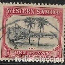 Sellos: SAMOA YVERT 122. Lote 256035325