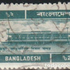 Sellos: BANGLADESH 1983 SCOTT 242 SELLO º SERVICIO POSTAL, AEROPUERTO ZIA INTERNATIONAL AIRPORT MICHEL 208. Lote 262930430