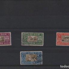 Francobolli: SERIE COMPLETA USADA DE INDIA HOLANDESA DE 1933. Lote 269368268