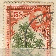 Sellos: CEYLAN - 1938 - JORGE VI - USADO. Lote 269501873