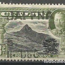 Sellos: CEYLAN - 1935 - JORGE V - USADO. Lote 269501908