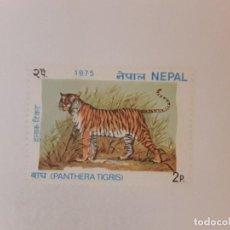 Selos: AÑO 1975 NEPAL SELLO NUEVO. Lote 273611808