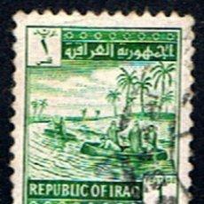 Sellos: IRAK // YVERT 354 // 1963 ... USADO. Lote 277483508