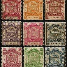 Sellos: BORNEO DEL NORTE 1889. Lote 286990833