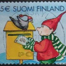 Sellos: SELLOS FINLANDIA. Lote 288414083