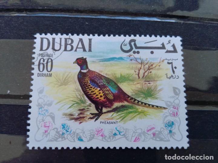 Sellos: Lote 9 sellos Dubai - Foto 2 - 288440743