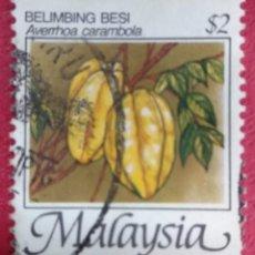 Sellos: MALASIA. Lote 289515793
