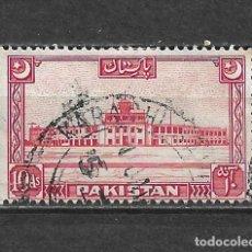 Sellos: PAKISTAN SELLO USADO - 12/47. Lote 293806893