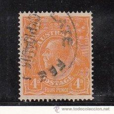 Sellos: AUSTRALIA 27 USADA, JORGE V . Lote 26670949