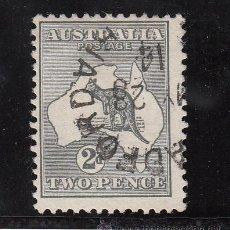 Sellos: AUSTRALIA 3 USADA, FAUNA, CANGURO,. Lote 26671023