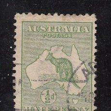 Sellos: AUSTRALIA 1 USADA, FAUNA, CANGURO, . Lote 26671027