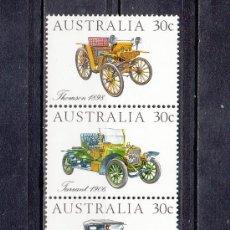 Sellos: AUSTRALIA 850/4 SIN CHARNELA, AUTOMOVIL ANTIGUOS, . Lote 26665640