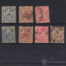 Sellos: NUEVA GALES DEL SUR 1888 - NEW SOUTH WALES 1888 (PRIMEROS SELLOS CONMEMORATIVOS). Lote 28683330