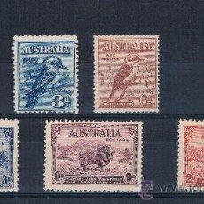 Sellos: AUSTRALIA. Lote 35005990