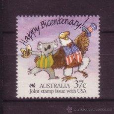 Sellos: AUSTRALIA 1050*** - AÑO 1988 - BICENTENARIO DE LA LLEGADA DE LOS PRIMEROS COLONOS A AUSTRALIA. Lote 35041783