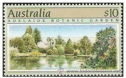 AUSTRALIA YVERT NUM. 1111 ** SERIE COMPLETA SIN FIJASELLOS (Sellos - Extranjero - Oceanía - Australia)