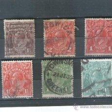 Briefmarken - SELLOS AUSTRALIA ANTIGUOS DISTINTOS PAISES EXOTICOS - 39635886