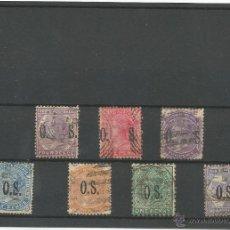 Sellos: LOTE DE 7 SELLOS DE SERVICIO - AUSTRALIA DEL SUR. Lote 49928169