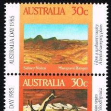 Briefmarken - AUSTRALIA 1985 DIA DE AUSTRALIA NUEVO LUJO SERIE MNH *** SC - 53197983
