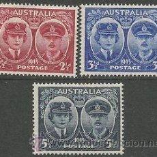 Briefmarken - AUSTRALIA 1945 SERIE NUEVO LUJO MNH *** SC - 53404445