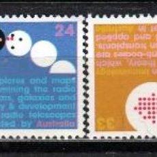 Sellos: AUSTRALIA.1975. SERIE:CIENCIA **.MNH. Lote 57205794