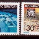 Sellos: TERRITORIO ANTARTICO AUSTRALIANO. 1971. SERIE, 10º ANIVERSARIO TRATADO ANTARTICO. **.,MNH. Lote 57206135