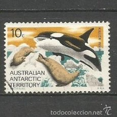 Sellos - AUSTRALIA TERRITORIO ANTARTICO YVERT NUM. 28 USADO - 60639823