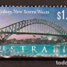 Sellos: 2000. AUSTRALIA. PUENTE DE SIDNEY,NEW SOUTH WALES. *,MH (17-78). Lote 74066247
