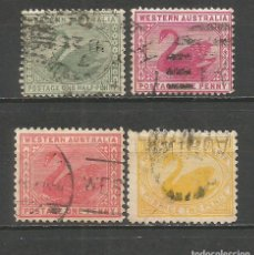 Sellos - AUSTRALIA OCCIDENTAL USADOS - 81628148