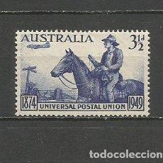 Francobolli: AUSTRALIA YVERT NUM. 169 * SERIE COMPLETA CON FIJASELLOS . Lote 81675252