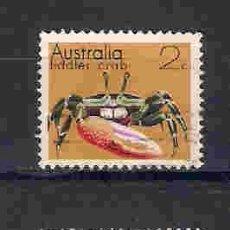 Sellos: FAUNA MARINA (CRUSTÁCEOS). AUSTRALIA. SELLOS AÑO 1973. Lote 87530136