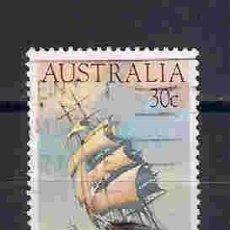 Sellos: BARCO DE AUSTRALIA. SELLO AÑO 1984. Lote 143262361