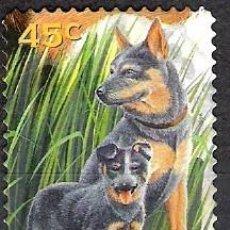 Sellos - AUSTRALIA 1996 - USADO - 100127911