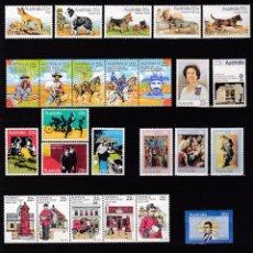 Sellos: AUSTRALIA AÑO 1980 NUEVOS * (MH) LOTE 75. Lote 103540639