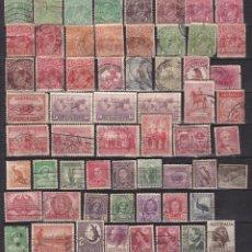 Sellos: AUSTRALIA CLASICOS AÑOS 1913 - 1950 USADOS * (MH) LOTE 2. Lote 103591647
