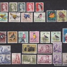 Sellos: AUSTRALIA AÑOS 1966 USADOS * (MH) LOTE 76. Lote 103596211