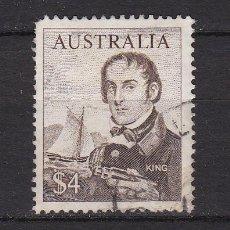 Sellos: AUSTRALIA AÑO 1966 SELLO CLAVE USADOS * (MH) LOTE 76 A. Lote 103596443