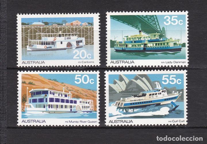 AUSTRALIA AÑO 1979 SELLOS NUEVOS * (MH) LOTE 77 A (Sellos - Extranjero - Oceanía - Australia)
