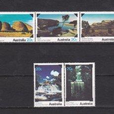 Sellos: AUSTRALIA AÑO 1979 SELLOS NUEVOS * (MH) LOTE 77 B. Lote 103640603