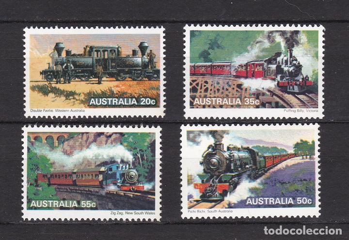 AUSTRALIA AÑO 1979 SELLOS NUEVOS * (MH) LOTE 77 C (Sellos - Extranjero - Oceanía - Australia)