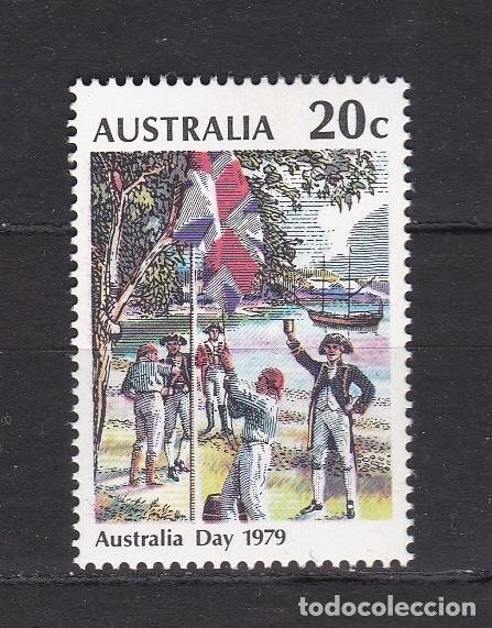 AUSTRALIA AÑO 1979 SELLOS NUEVOS * (MH) LOTE 77 D (Sellos - Extranjero - Oceanía - Australia)