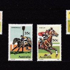 Sellos: AUSTRALIA AÑO 1978 SELLOS NUEVOS * (MH) LOTE 78 C. Lote 103641831