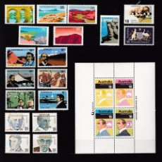 Sellos: AUSTRALIA AÑO 1976 SELLOS NUEVOS * (MH) LOTE 80. Lote 103807183